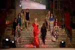 Milena Fashion Night, moda e spettacolo nel Nisseno con Nathalie Caldonazzo