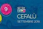 """Cefalù capitale del gusto con il """"Sicily Food Festival"""" 2018"""