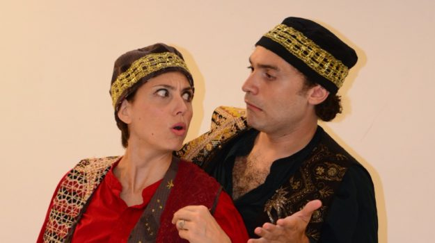 teatro antico segesta aristofane, Trapani, Cultura