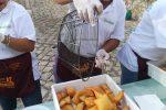 Sagra della Vastedda fritta di Gratteri, in 7 mila per la tre giorni madonita