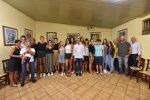Iniziato il raduno della Seap Aragona, oggi il via alla preparazione