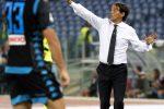 """Lazio-Napoli, il rammarico di Inzaghi: """"Il pari sarebbe stato più giusto"""""""