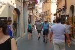 Cresce il turismo a Taormina, alberghi aperti fino a gennaio