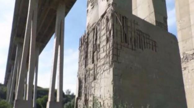 Viadotto Morandi ad Agrigento, spunta l'ipotesi abbattimento
