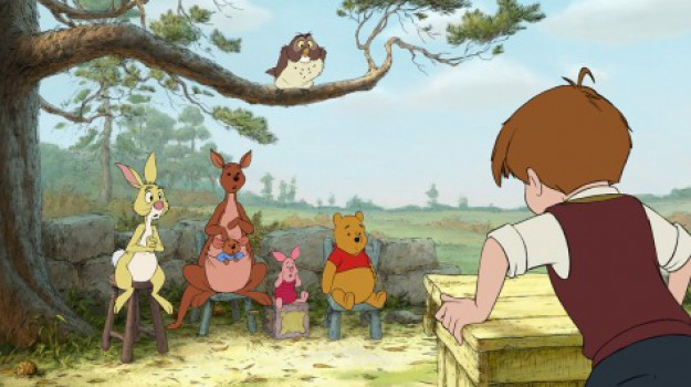 Winnie the pooh streaming immagini episodi personaggi