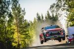 Wrc:Citroen bene in Finlandia,occhi puntati su prossima gara