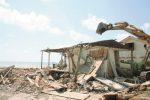 Abusivismo a Marsala, tornano le ruspe per buttare giù una dozzina di case