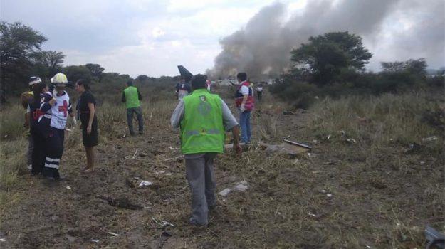 aereo caduto in messico, incidente aereo messico, Sicilia, Mondo