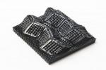 Un origami stampato di ceramica in 4D (fonte: City University di Hong Kong)