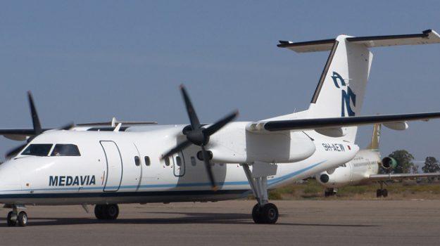 AliBlue Malta, voli trapani cagliari, Trapani, Economia
