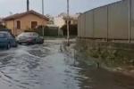 Temporale d'agosto a Palermo, città nel caos tra strade allagate e traffico in tilt