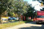 Attentato alla sede della Lega a Treviso, fatto esplodere un ordigno
