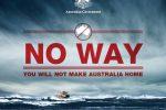 Primo barcone dopo 4 anni in Australia, i migranti fermati verranno rimpatriati