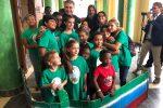 """Migranti, l'iniziativa di Biagio Conte per l'accoglienza: """"Non muri ma porti"""""""