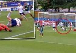 Nel match tra Inghilterra e Messico la protagonista è stata Lauren Hemp
