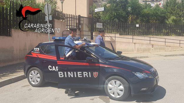 stalker cianciana, Agrigento, Cronaca