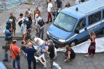 Diciotti, tensioni tra Rete antirazzista e Forza nuova - Video