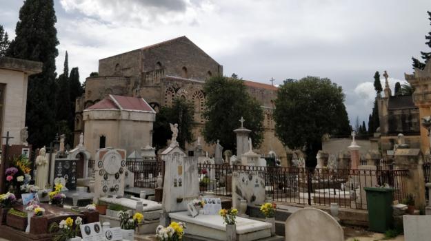 lavori cimitero sant'orsola palermo, Palermo, Cronaca