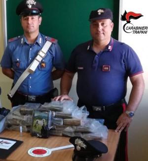 Pantelleria, trovato borsone con 24 chili di cocaina sulla scogliera