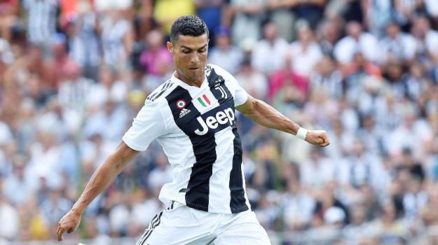 Juventus, Cristiano Ronaldo, Sicilia, Sport