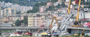 Crollo di Genova, recuperata l'auto con un'intera famiglia: vittime ora a 41