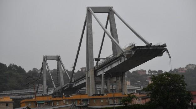 crollo ponte morandi, Sicilia, Cronaca