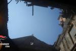 Crollo nella chiesa di San Giuseppe dei Falegnami a Roma, nessun ferito