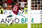 Milan all'ultimo respiro, Cutrone stende la Roma nel recupero