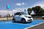 Car2go, da oggi nuovi parcheggi all'aeroporto di Ciampino