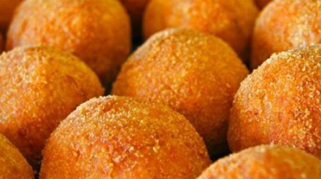 arancine, cibo, Palermo, Mangiare e bere