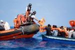 """La nave Aquarius a Malta: """"L'Italia ha chiesto di accogliere una parte di migranti"""""""
