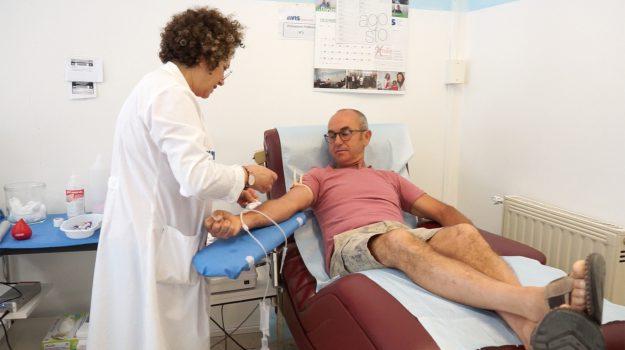Emergenza sangue in Sicilia, appello dell'Avis di Trapani ai donatori