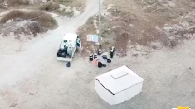 """A Petrosino droni per pizzicare i """"furbetti dei rifiuti"""""""