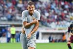 Magia di Dzeko, la Roma si prende i tre punti a Torino