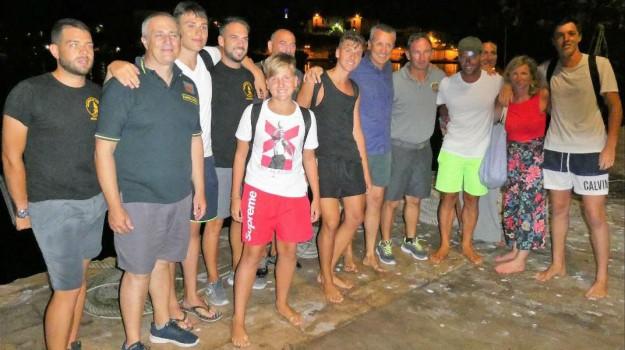 turisti salvati lampedusa, Agrigento, Cronaca