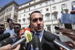 Terremoto nel Catanese, Di Maio incontra i sindaci dei Comuni colpiti