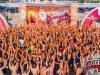 Musica e sport, alla Scala dei Turchi gli artisti di Radio Deejay