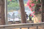 Palermo, viale Regione Siciliana chiusa per la fuga di gas: ecco le immagini