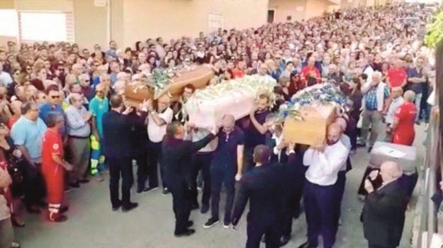 funerali mussomeli barba, incidente caltanissetta, Caltanissetta, Cronaca