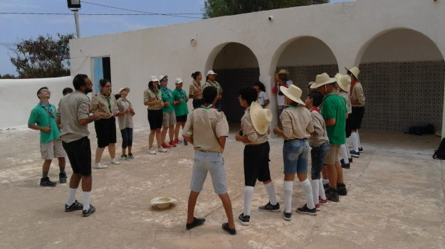 Gemellaggi, gli scout di Cefalà Diana in Tunisia per un campo sul tema dell'uguaglianza