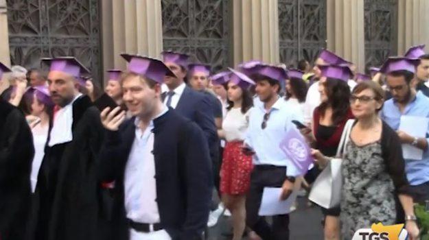 Laureati in festa a Palermo al Graduation Day