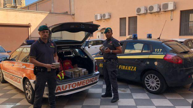 arresti san gregorio di catania, corrieri droga san gregorio di catania, hashish auto medica, Catania, Cronaca
