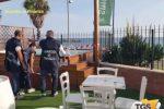 Case vacanza affittate in nero e hotel fantasma a Taormina
