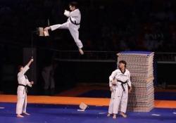La performance di una squadra sudcoreana è diventata virale