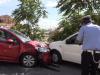 Palermo, incidente a piazza Acquasanta: 4 feriti, traffico rallentato