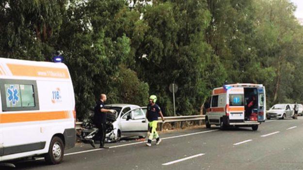incidente catania-siracusa, Catania, Cronaca