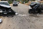 Scontro frontale a Custonaci, morto ambulante di Trapani