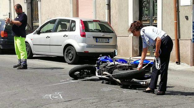 incidente giarre, Catania, Cronaca