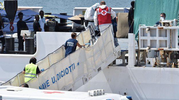 migranti, nave diciotti, Matteo Salvini, Catania, Cronaca