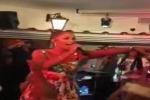 Jennifer Lopez, concerto a sorpresa in un locale di Capri